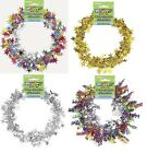 WIRE GARLANDS 20ft - 6m (Christmas Decoration Celebration Birthday Foil Garland)