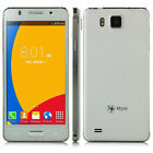 Unlocked 5 Smartphone 3G / GSM Android 4.4 GPS Dual Core AT&T Straight talk 4GB