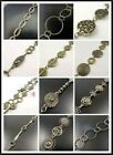 Antique Style Bronze Tone Alloy Jewelry Chain Hot Sale 80cm-100cm