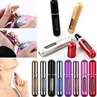 Small Portable Travel Refillable Perfume Atomizer Spray Bottle 5ml Empty Pump