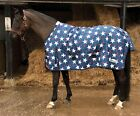 Rhinegold Star Design Torrent Horses Turnout Rug