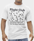 Pigeon Fanciers T Shirt Spoof Flight Club Racing/breeding Birds TShirt