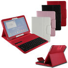 "Detachable Bluetooth Keyboard Stand Case For Samsung Galaxy Tab4 10.1"" T531 T530"