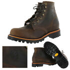 Chippewa Apache Men's Wide Width Vibram Work Boots Factory Second