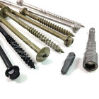 TIMBERFIX, TIMBERLOK HEX HEAD / WAFER, LANDSCAPE SCREW SLEEPER DECKING FIXING A4