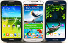 Samsung Galaxy S4 AT&T Verizon T-Mobile Sprint Blue Black White LIB