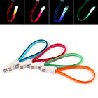 23CM Light Up LED Micro USB Data Sync Charger Cable For OnePlus One Tide