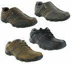 New Mens Skechers Diameter Leather Casual Comfort Style Trainers Shoes Size 7-13