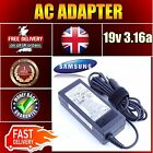 Samsung 19v 3.16a Charger Adapter Power Supply60w ADP60ZH AD6019R BA44-00242A