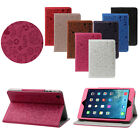 Flip Stand Leather Magnetic Case Cover Skin For iPad Mini 1 2 3 Retina Tide