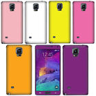 For Samsung Galaxy Note 4 N910 Solid VINYL DECAL Sticker Body Phone Cover