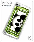 Panda Mother Baby Cute Lovely Cartoon Design Hard Case for iPod Touch 5 5th Gen
