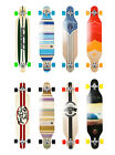 "Two Bare Feet ""The 821"" Complete Longboard 42"" x 9.5"" Cruiser Skateboard"