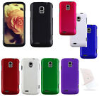 Hard Cover Snap On Case w/ Free Screen For ZTE Rapido LTE Z932L