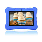 """7"""" 16GB Android 4.4 Quad Core WIFI Camera Tablet PC Bundle Cute Case Kids Game"""