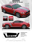 For FORD MUSTANG EE3293 Boss Stellar Graphics Kit Decals Trim Emblems 2015-2016
