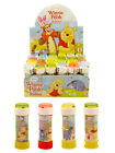 Disney WINNIE THE POOH - PARTY BUBBLES Childrens Kids Loot Bag Fillers Toys Gift