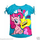 My Little Pony Pinky Pop Girl's Junior Tee T-shirt NEW