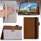 Premium PU Leather Folio SlimBook Case Cover Stand For Acer Iconia Tab 10 A3-A20