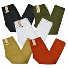 Levis Chinos Flat Front Mens Pants Four Pocket Casual Regular Fit Khakis New