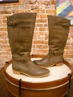 Bare Traps Tommy Taupe Buckle Detail Riding Boot New