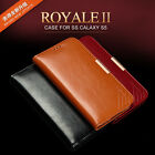 For Samsung Galaxy S5 Kalaideng UPDATE Genuine Leather Case Wallet Card Cover