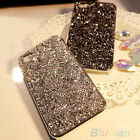 GLITTER SHINY RHINESTONE BLING PHONE CASE COVER PROTECTOR FOR APPLE IPHONE GIFT