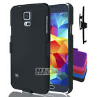 For Samsung Galaxy SERIES Hard Holster Belt Clip Stand Case Cover Colors