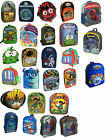 NEW Boys Character Variety Onboard Backpacks Ideal for School Nursery Days out