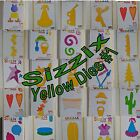 Sizzix Provo Craft Ellison Scrapbooking Yellow Die Cuts Crafts Your Choice #1