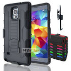 For Alcatel OneTouch SERIES Rugged Hybrid L Stand Holster Case Cover Colors