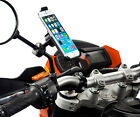 Motorcycle 8-16mm Powered Mirror Mount + Dedicated Holder for Apple iPhone 6 4.7