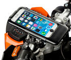 Motorcycle Handlebar U-Bolt Bike Mount + Waterproof Case For Apple iPhone 6 Plus