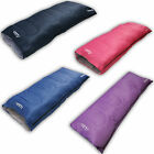ANDES PALERMO 400 3-4 SEASON SLEEPING BAG CAMPING ENVELOPE RECTANGLE