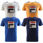 Fila Vintage F Box 2 Short Sleeve Cotton T-shirt Various Sizes and colours