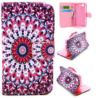 Carpet wallet Card Holder Leather Case Stand Cover for Various phone YH
