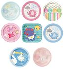 "Baby Shower 8 Small Paper Plates 7"" (Boy/Girl/Party/Tableware/Decoration) (18cm)"