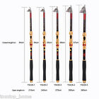 Professional Carbon Fiber Telescope Fishing Rod Travel Spinning Pole Fishing Rod
