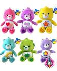 "OFFICIAL RETRO 80'S 12"" CARE BEARS SOFT PLUSH TOYS NEW WITH TAGS"