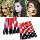 New Makeup Lip Gloss Lipstick Matte Velvet Waterproof Super Long Lasting 12ml