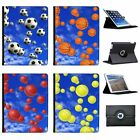 It's Raining Sports Folio Cover Leather Case For Apple iPad