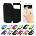 Hot Flip Case Battery Cover For Samsung GALAXY SIV S4 I9500
