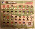 PICK UR FAVORITE TEAM FIGURE 2014 MLB BASEBALL TEENYMATES SERIES 1 BATTERS on Ebay