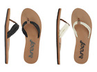 Reef Twisted Sky Womens Sandals - Ladies Flip Flops Woven Braided Strap Colours