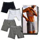 Tommy Hilfiger Mens Technical Boxer Brief Two Pack Underwear S M L Xl White Grey
