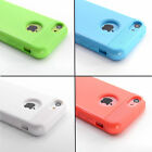 Colorful Heavy Duty Hybrid Rugged Shockproof Hard Case Cover For Apple iPhone 5C