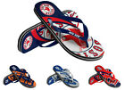 MLB Baseball 2015 Unisex Big Logo Flip Flops - Pick Team