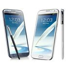 "Samsung i317 Galaxy Note 2 16GB ""Factory Unlocked "" Gray and White Smartphone"
