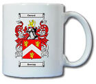 BOWRING COAT OF ARMS COFFEE MUG