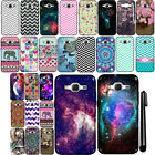 For Samsung Galaxy Core Prime G360 Cute Design TPU SILICONE Case Cover + Pen